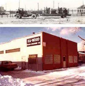 KA-Wood Gear & Machine Company History - 1941