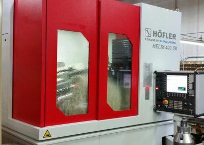 Höfler Helix 400 SK Gear Grinder