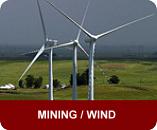 Mining / Wind